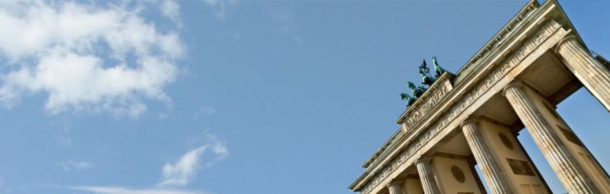 """""""Brandenburger Tor"""" – La Puerta de Brandeburgo"""